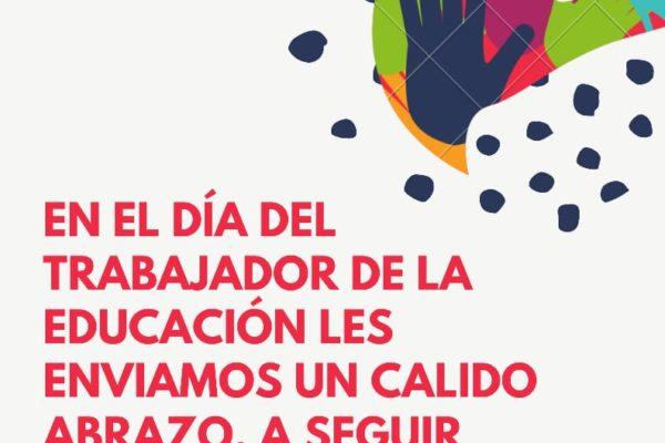 DIA  DEL TRABAJADOR DE LA EDUCACIÓN